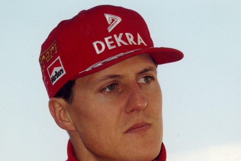 MÄLUMÄNG | Vormelilegend Michael Schumacher