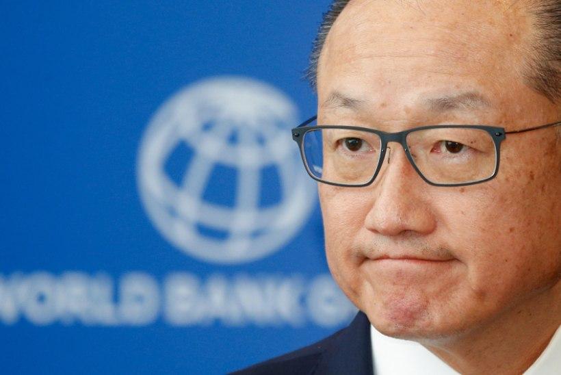Maailmapanga president paneb ameti maha