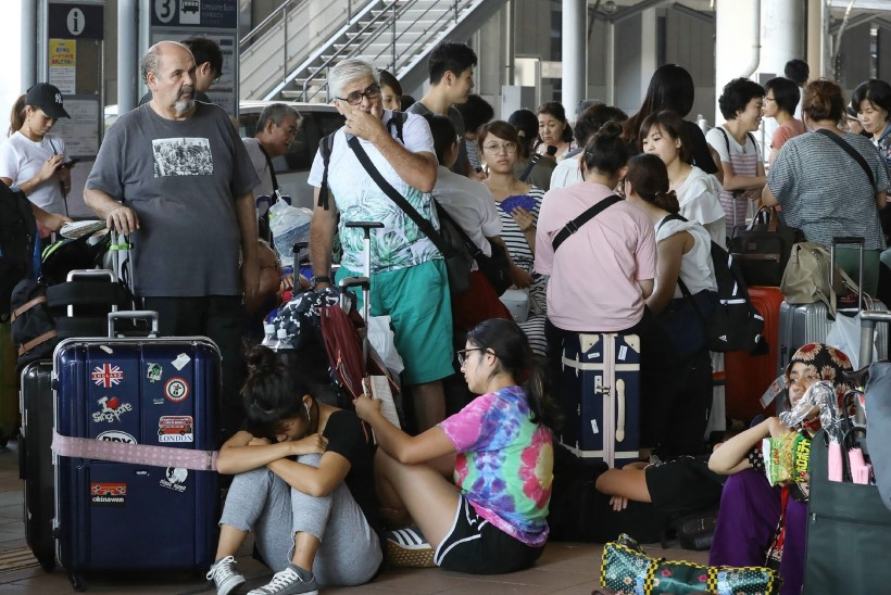 Япония ввела налог на выезд туристов из страны