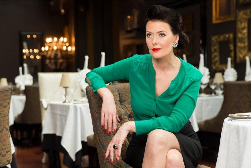 Merle Palmiste – 25 aastat Eesti Draamateatri laval