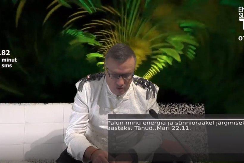 Uue erakonna juhi telekanalile prooviti pornomaigulise saatega vaatajaid juurde meelitada