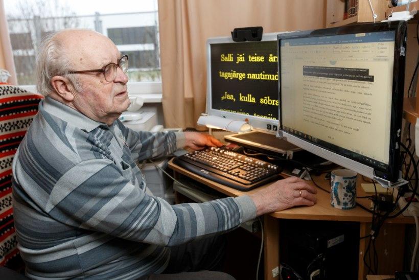 """Erik Tohvri heitis surmamõtted peast ja hakkas taas tööle: """"Vanas eas võib kirjutada ka seksist."""""""