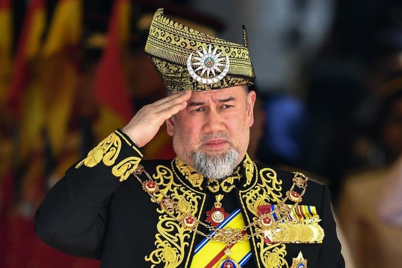 Miss Moskvaga abiellunud Malaisia kuningas loobus troonist