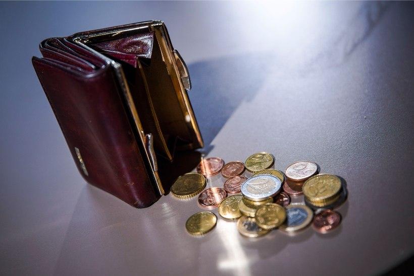 Eesti hinnad tõusid mullu kaks korda kiiremini kui mujal Euroopas
