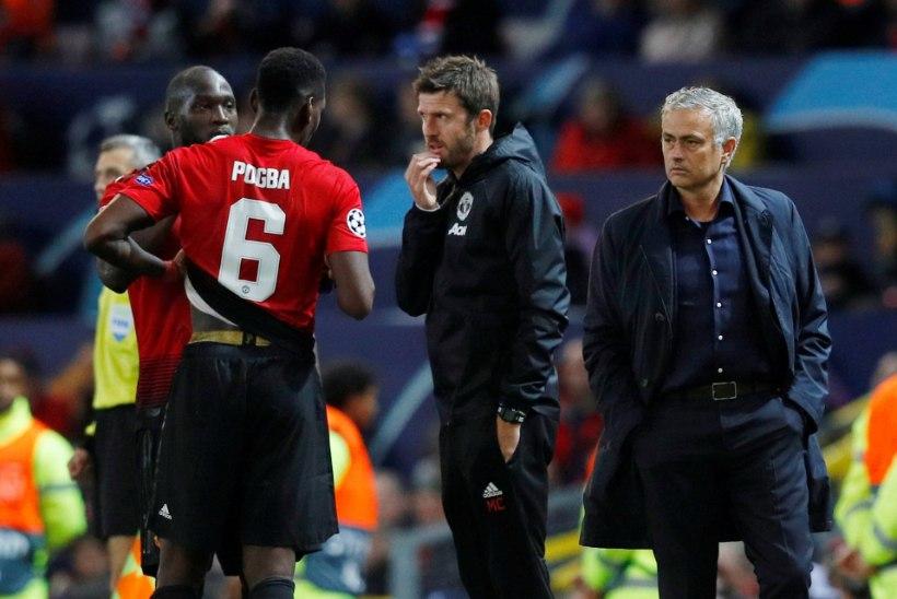 """Paul Pogba vend: Mourinho oli """"probleem"""""""