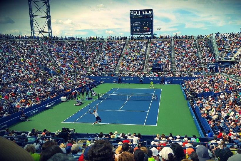 """Grand Slam tenniseturniiril mängitakse """"Fortnite'i"""" 400 000 dollarilise auhinnafondi peale"""