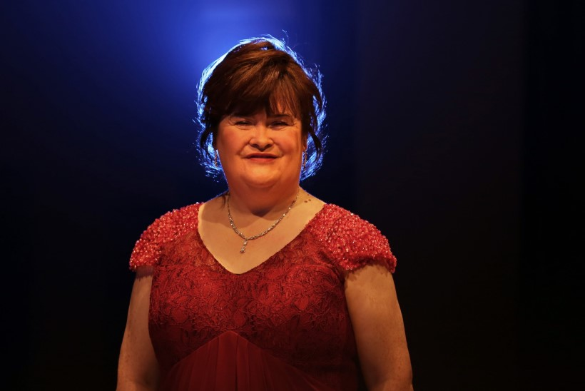 Susan Boyle astus taas talendisaates lavale ning sai otse finaali!