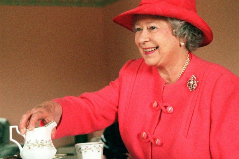 Hommikuti söö kaks korda nagu kuninganna Elizabeth!