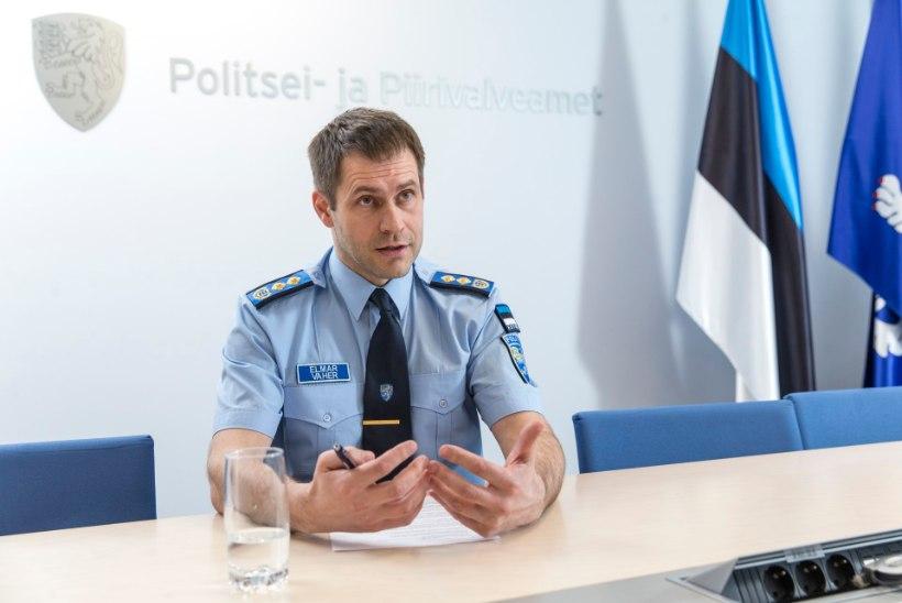 ÜLE MILJONI ABIPALVE AASTAS: eestlased usaldavad politseid järjest rohkem