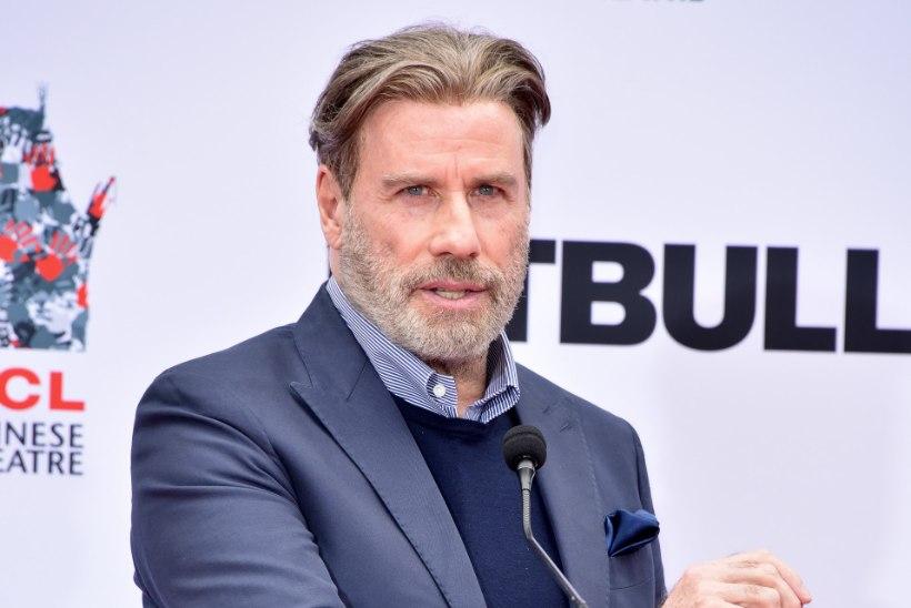 UHKE KIILASPEA: John Travolta loobus viimaks ometi parukast