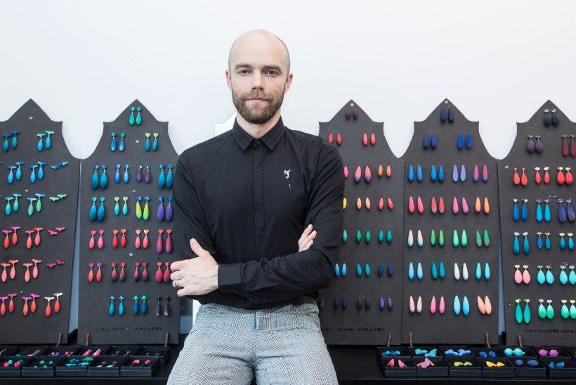 Ehtekunstnik Tanel Veenre sai Hiinast vahva üllatuse