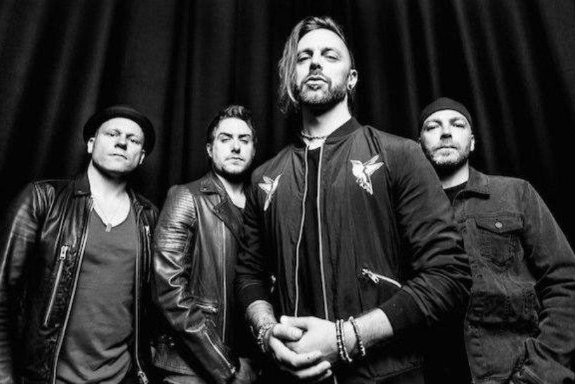 Briti üks edukamaid metalbände Bullet For My Valentine tuleb Eestisse!