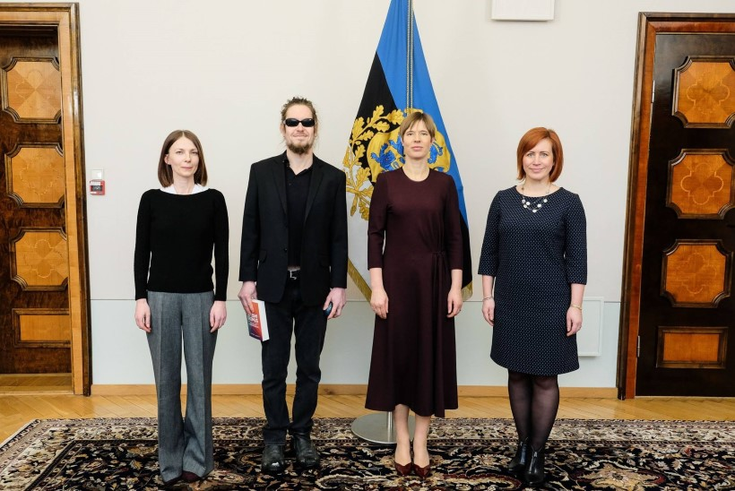 Kersti Kaljulaid: peaksime arvestama sellega, et meie hulgas on väga erineva maailmatunnetusega inimesi