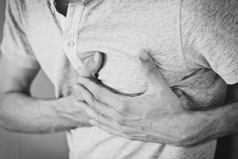 7 OHUMÄRKI, et sul võib tulla infarkt