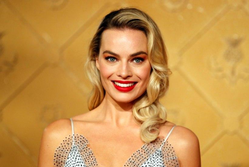 Margot Robbie hakkab kehastama Barbie-nukku