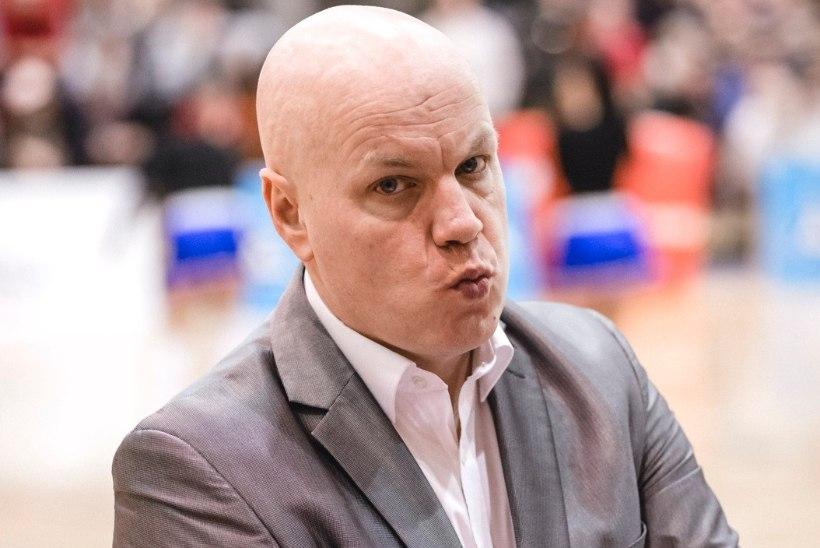 Toomas Annuk alustas peatreenerina võidukalt; Pärnu lõpetas mängu 22:3 spurdiga