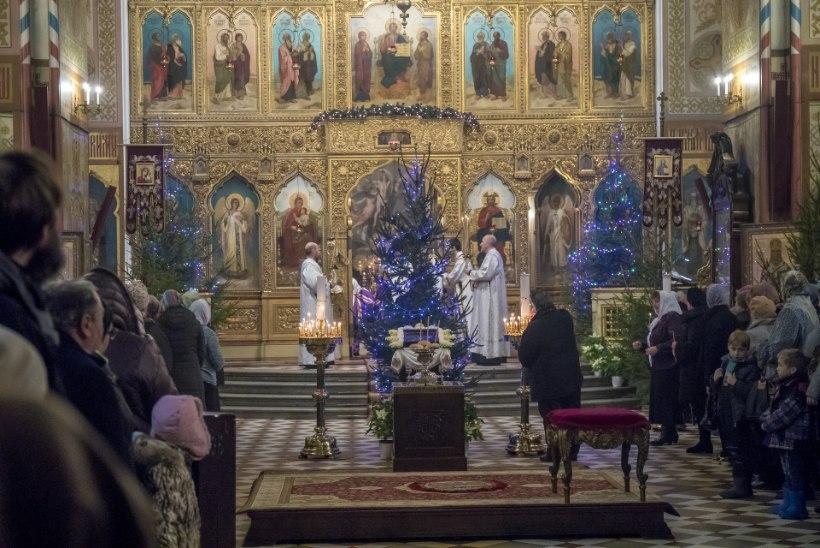 Keskerakond tahab õigeusu jõulud muuta riigipühaks