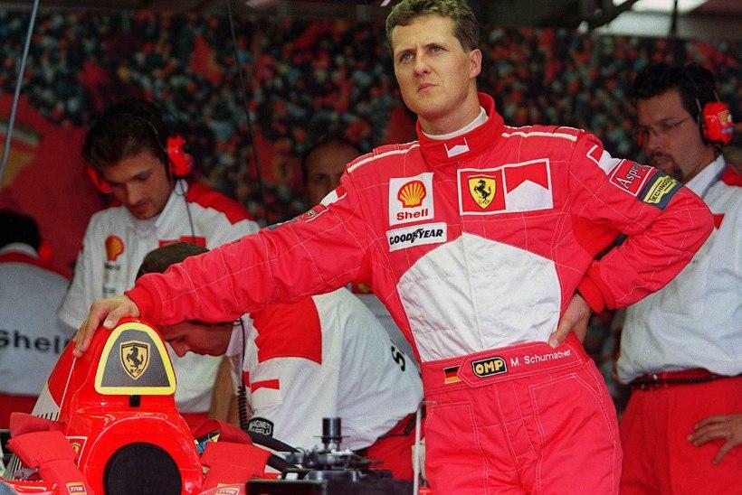 KAHJU! Michael Schumacherit ravinud arst: ma ei ole imetegija