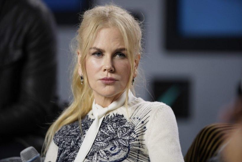 Nicole Kidman: mu lapsed valisid minu asemel saientoloogia