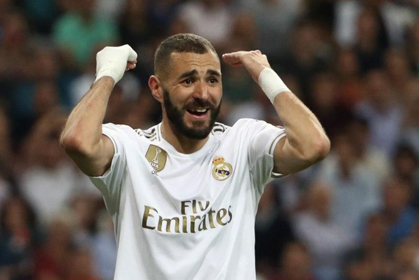 HÄDA JÄTKUB: Madridi Real ei saanud kodus Brüggest jagu