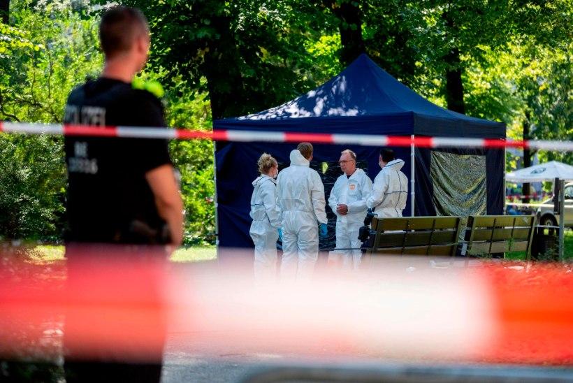 Relv, millega mõrvati Berliinis endine tšetšeeni sõdalane, oli pärit Eestist