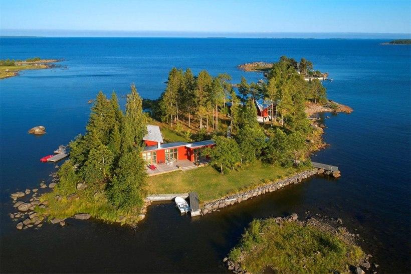 Osta endale üks Rootsi imekaunitest saartest!