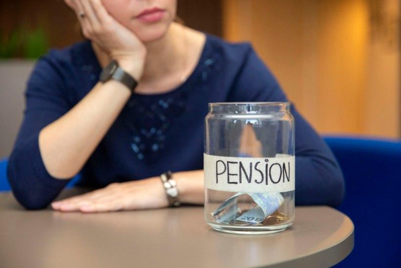 Üle veerandi Eesti inimestest ei usu, et nad jäävad kunagi pensionile