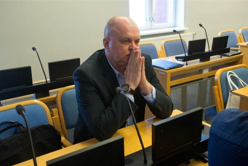 Värske ENPA delegatsiooni liige Reitelmann: see on mõttetu jututuba