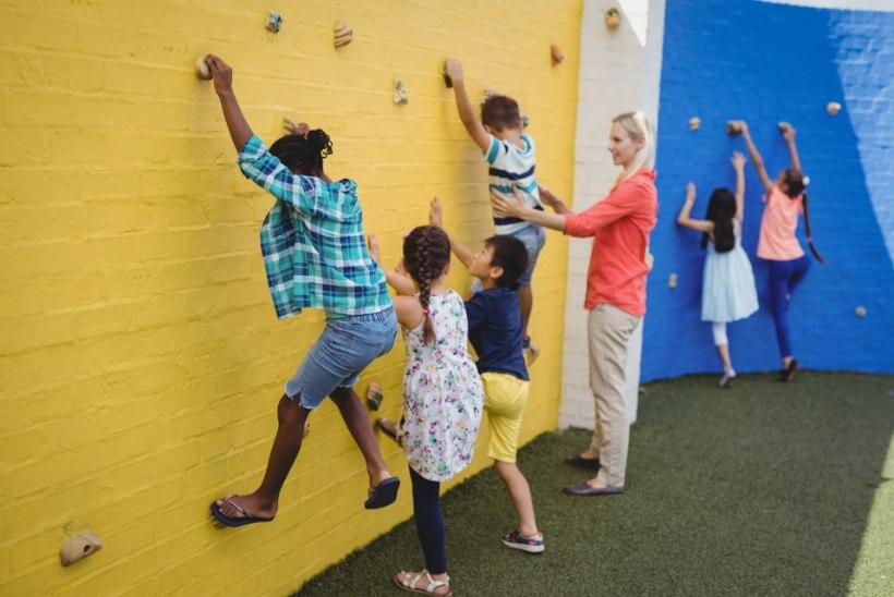 Uuring: liikumisõpetajate panust laste arendamisel ei saa alahinnata