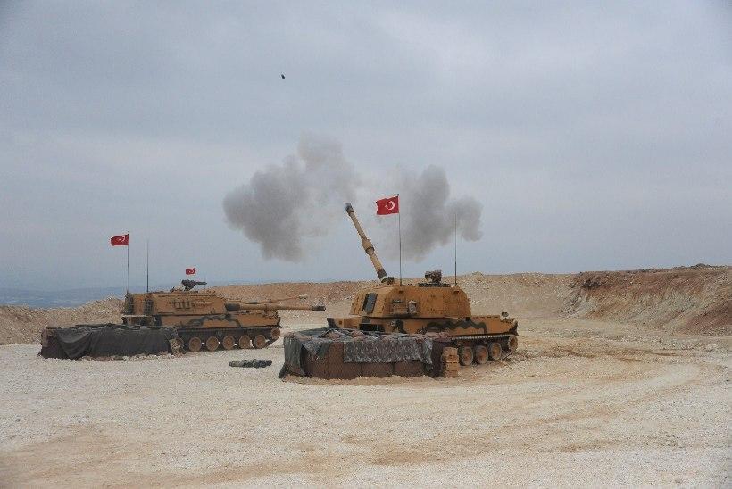 TÜRGI PEALETUNG: lahingud Süüria põhjapiiril jätkuvad, kurdid vastupanuta ei alistu