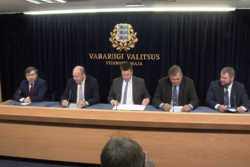 VIDEO | Keskkonnaminister: pääsesime hiiglaslikust prügitrahvist, aga tööd tuleb edasi teha