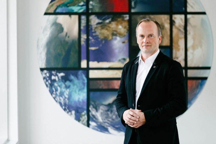 """Mart Noorma: """"Mitte kusagil universumis ei ole ilusamat ja paremat kohta kui Maa. Aga me peame minema ka Kuule!"""""""