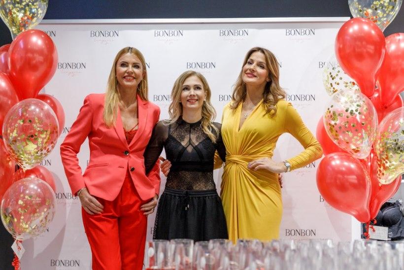 GALERII | Hobiettevõttest alguse saanud pesubränd BonBon Lingerie saab 15aastaseks