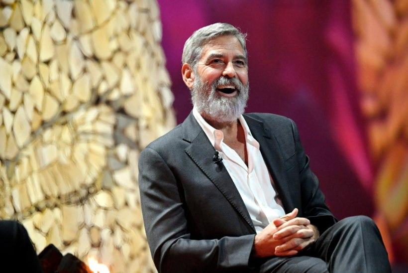 George Clooney armastab Nutellaga kakanalju teha
