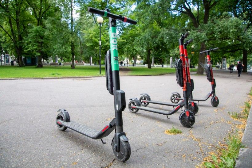 Indrek Sirk | Kas elektritõukeratas on jalakäija abivahend või sõiduk?
