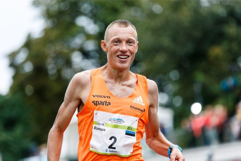 TUGITOOLIS SPORTLANE | Roman Fosti: kõige mõnusam tunne tekib, kui jooksen nagu hirv – see on minu jaoks nirvaana!