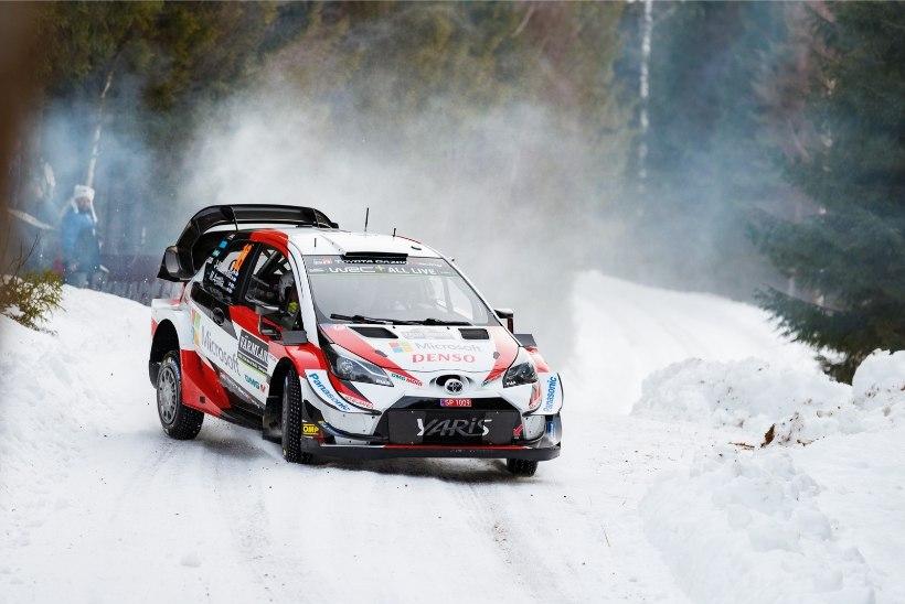 Jari-Matti Latvala WRC-karjäär võib lõppeda koos hooajaga