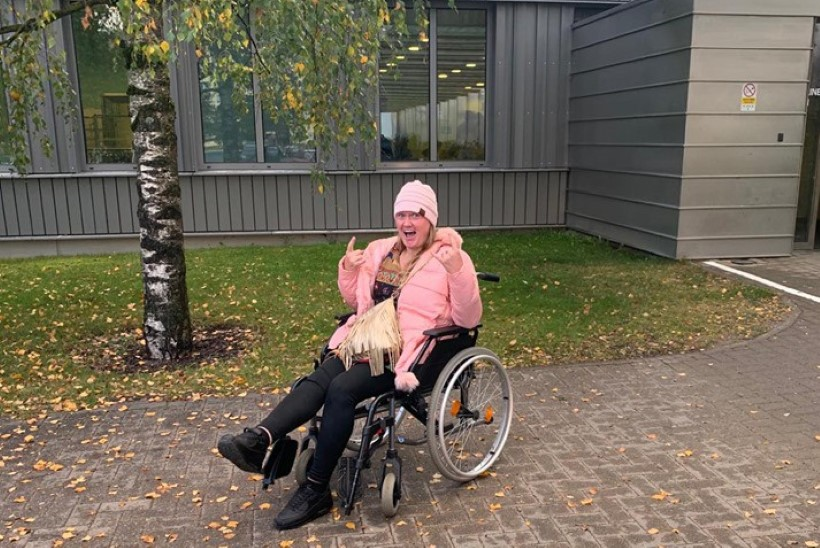 FOTO | Airi Vipulkumar Kansar sattus EMOsse: valu ei kadunud ja hullem oli liikuda