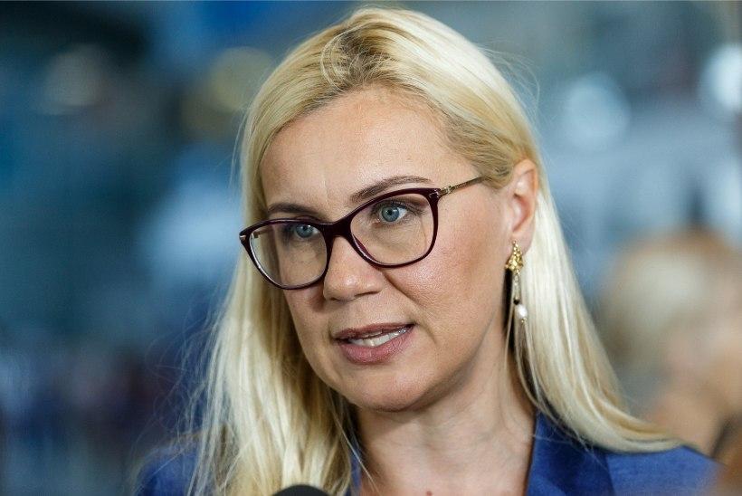 Kadri Simson sai europarlamendis hindeks kahe