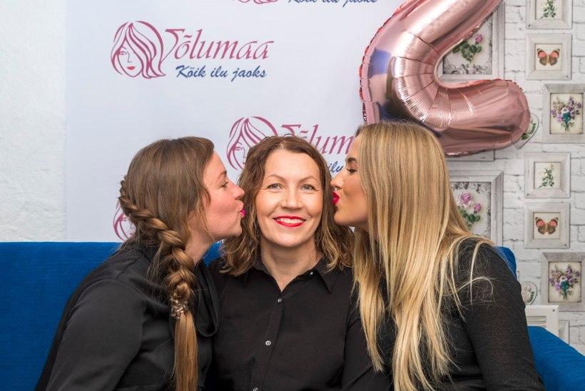 GALERII | Ilusalong Võlumaa kutsus sünnipäeva puhul sõbrad külla