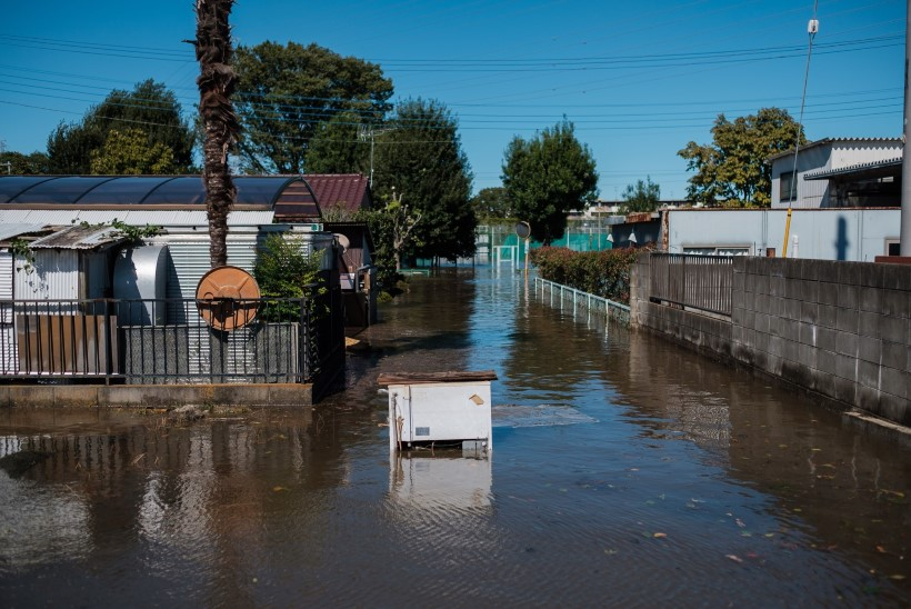 GALERII | Taifuunist räsitud Jaapan