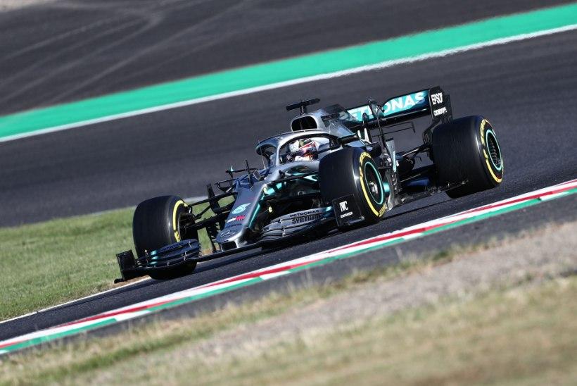 Mercedes teeb ajalugu, Hamiltonile on jäänud vaid üks tiitlikonkurent