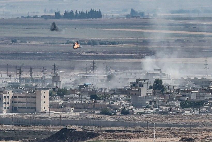 Türgi lubab Süürias veel üheksa päeva sõdida