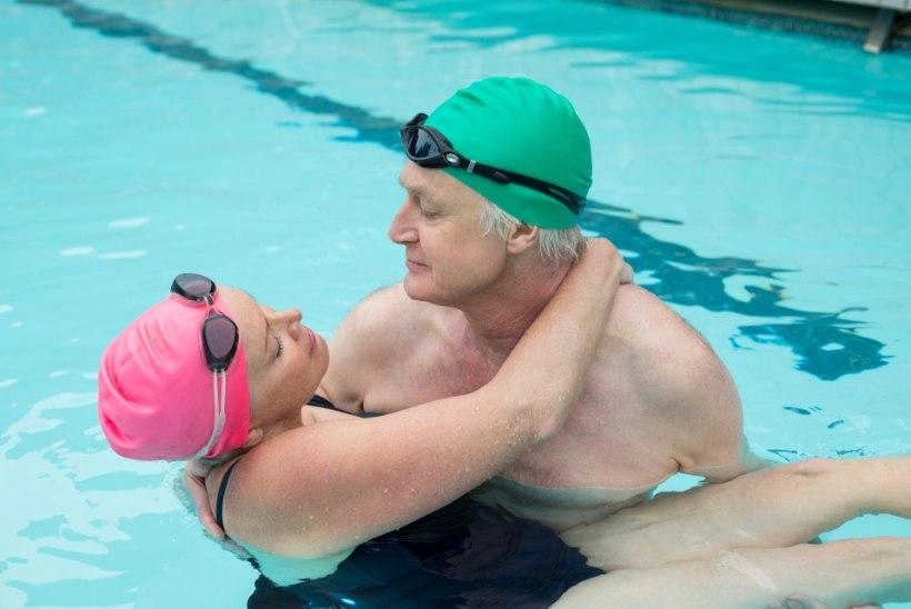 TEADLASED: koos treenimine tugevdab paarisuhet