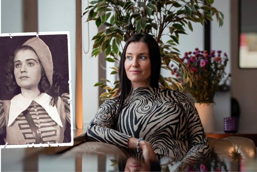 Tõnu Kilgase tütar ja Raivo Järvi kasutütar Ellen Kilgas: mõlemal mehel on minu kujunemisel oluline roll