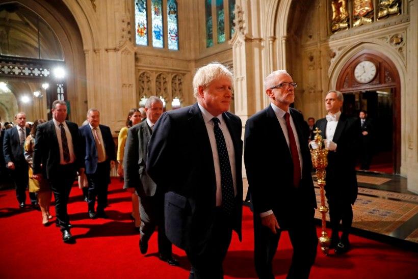 KUNINGANNA: valitsuse prioriteet on Suurbritannia lahkumine Euroopa Liidust 31. oktoobril