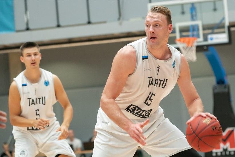 4:0! Lätlased tegid nädalavahetusel Eesti korvpalliklubidele uut ja vana