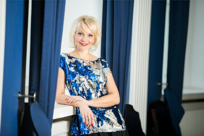 Helen Lokuta kiidab Norman Salumäe etteastet näosaates: võiksime proovida koos duetti laulda