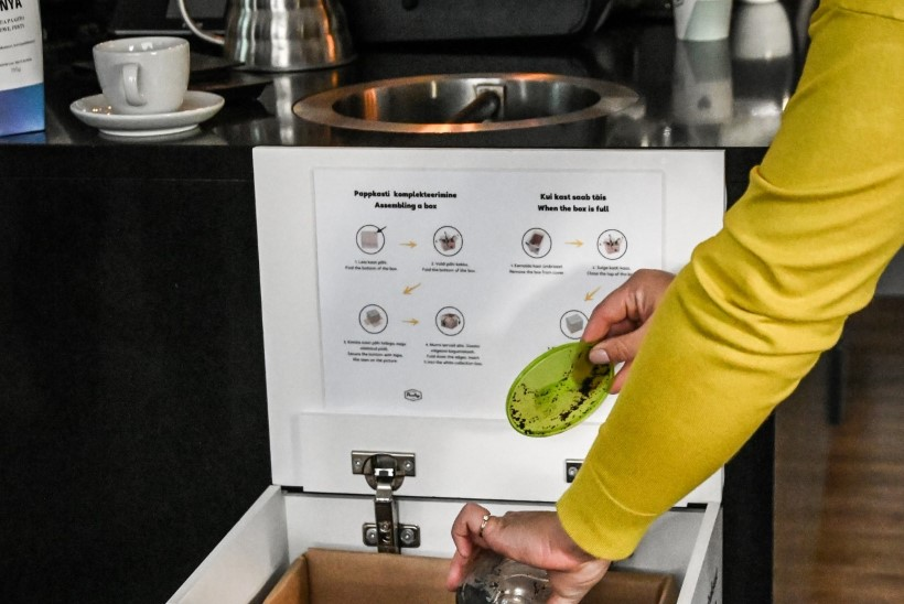Täna on rahvusvaheline kohvipäev: aita kohvipaksust elektrit toota