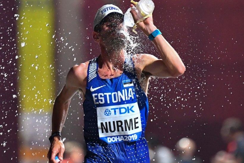 Tiidrek Nurme keenialase ebainimlikust maratonist: peaksin samas tempos vastu maksimaalselt 10 kilomeetrit